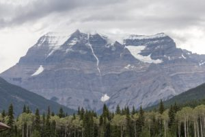 Mt. Robson - British Columbia